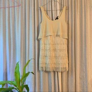 AE flapper mini dress